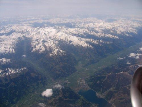 Flug_ber_die_alpen