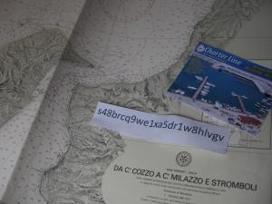 Das lange Passwort der Marina Costa Viola, im Osten der Str.v.Messina