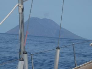 Der Vulkan raucht, Stromboli! Gi