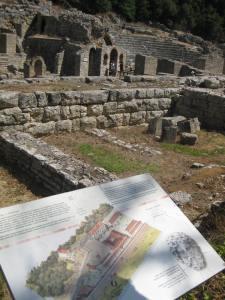 Butrinti, antike Stadt