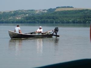 Bunâ siua! Rumän.Angler besuchen uns