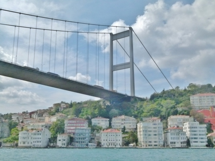 Die südliche Bosporus Brücke (1500x1125)