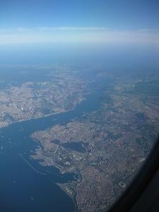 Bosporus+Istanbul