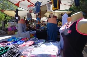 Auf dem Markt in Bozburun 5
