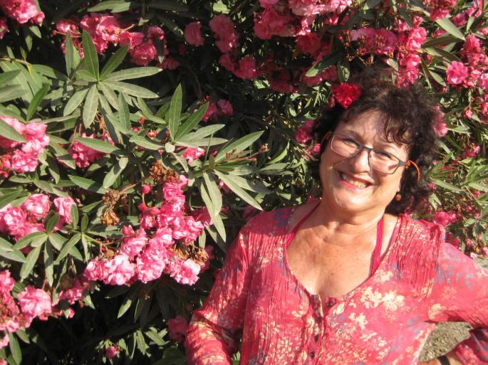 Süßer Duft des Oleander, immer so schön beim Morgenspaziergang