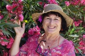 Gerdi unterm Oleander
