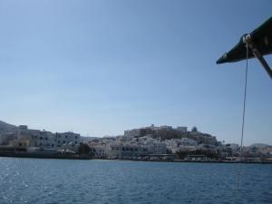 Zuletzt auf Naxos