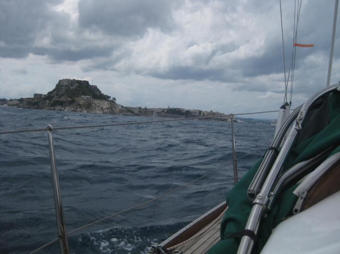 Korfu- unser Ziel 2015