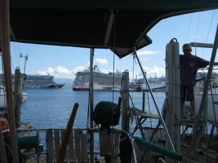 Einwassern Corfu shipyard, 17 (1)