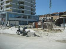 Korruption Abriß der ohne Kommission erbauten Häuser (1)