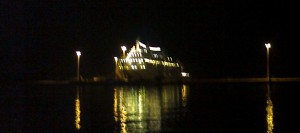 Mein Schiff 2,einer der 6 Kreuzfahrer in 2 Tg