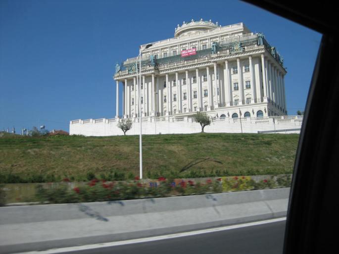 Tirana, die alban (1)