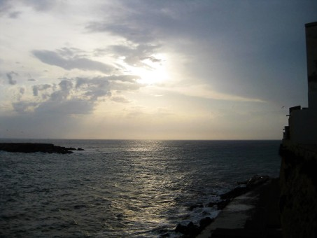 Gallipoli,windabgewandte Seite (1)