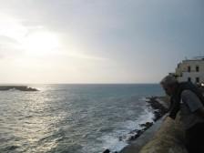 Gallipoli,windabgewandte Seite (2)