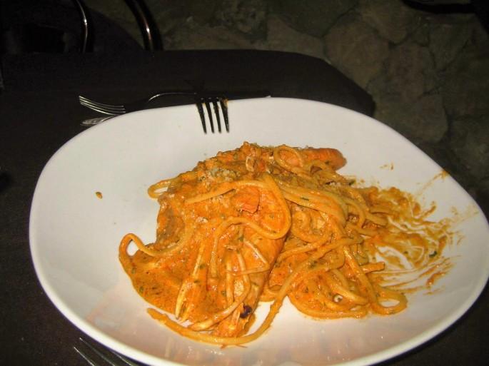 Pasta; Linguine