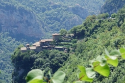 Kloster am Fels