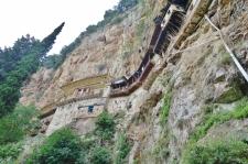 Verstecktes Kloster