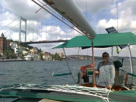 Im Bosporus