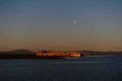 Das Fort des Paschas