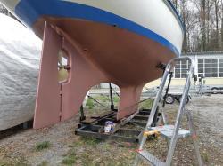 Das gestrichene Unterwasserschiff (Copy)