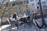 Der erste warme Frühlingstag am Ostersonntag (Copy)