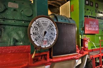 Maschinentelegraf des Museumsschiffes (Copy)
