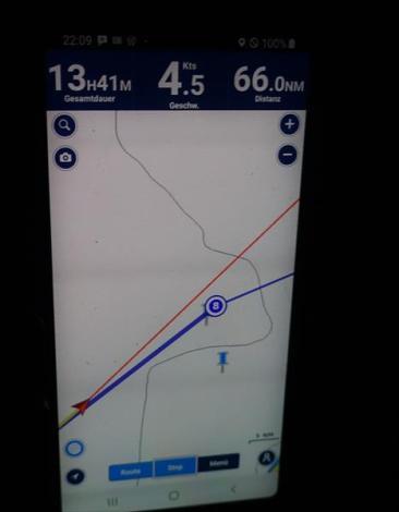 Mit GPS ist das Navigieren einfacher geworden (Copy)