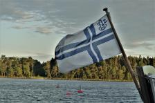Die Fahne der Finnischen Bootsfahrer (Copy)
