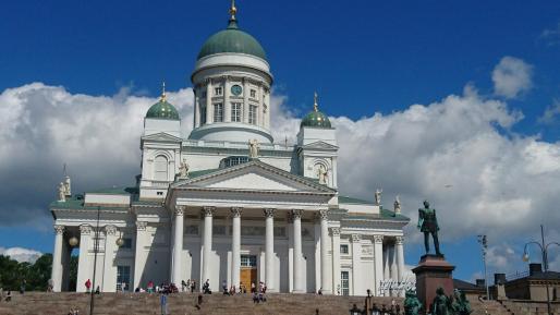 evang. Dom, Helsinki