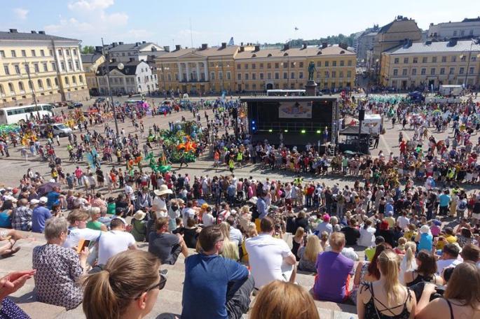 Sambafest in Helsinki (Copy)