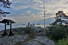 Sicht vom Hafen in Rauma (Copy)