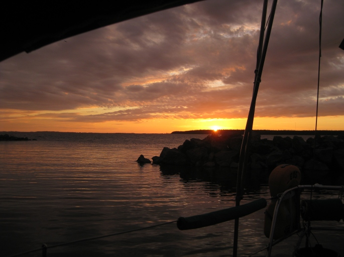 Sunset Usfärdshamn 25.6 (3)