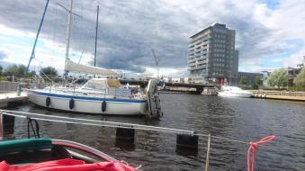 Bei Ankunft im Flußhafen,Gäfle 23.7 (3) (Copy)