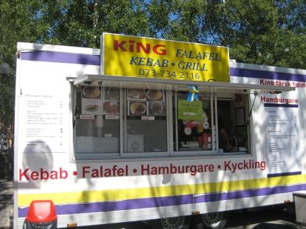 Ägypter, Falafel+Kebab (1)
