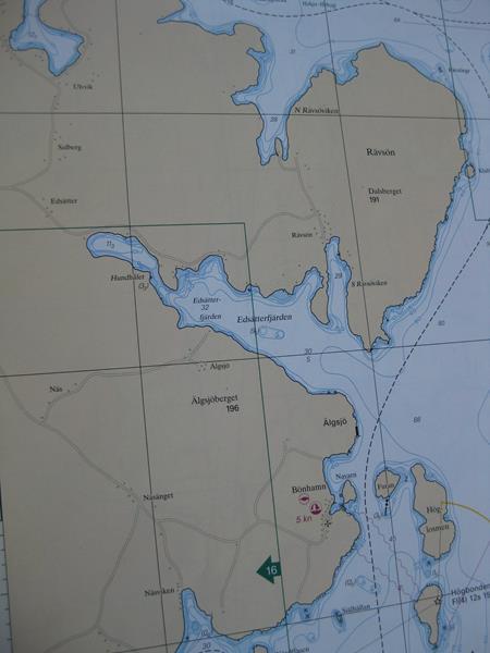 Edsätterfjord,11.7.19 Ankern (Copy)