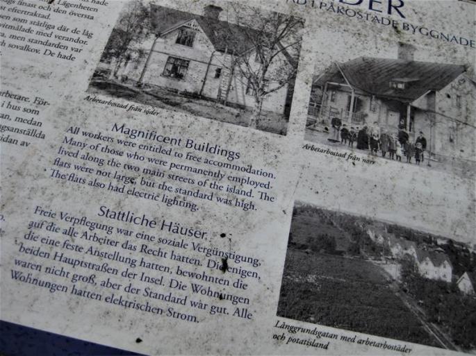 Geschichte v. Sägewerk u. Arbeiterhäuser Norrbyskär,6.7 (14) (Copy)