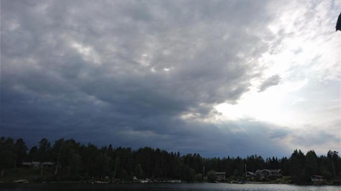 Gewitterwolken an der Boje Otterhälan (2) (Copy)