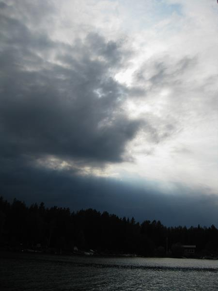Gewitterwolken an der Boje Otterhälan (4) (Copy)