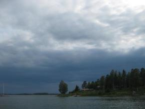 Gewitterwolken an der Boje Otterhälan (5) (Copy)