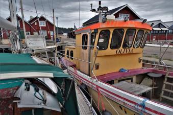 Im Päckchen am Fischerboot (Copy)
