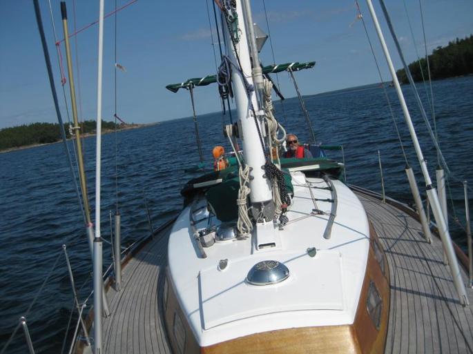 Segeln zu Saltpan Ankerbucht (9) (Copy)