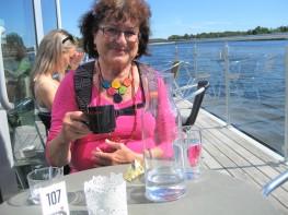 Umea, Glas + Wasser gratis