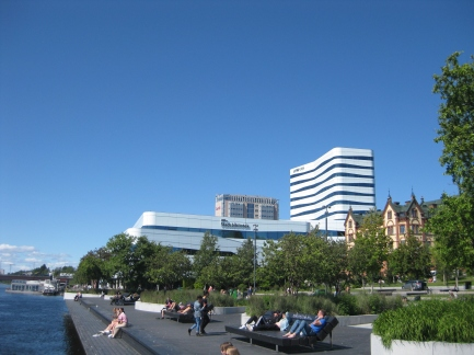 Umea, Zentrum (13)