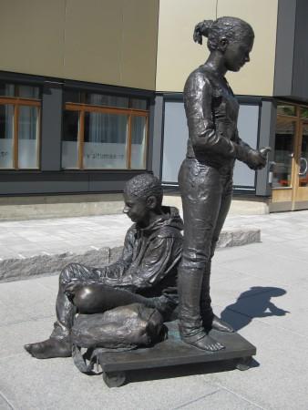 Umea, Zentrum (2)