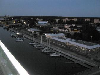 Zur Nacht in Gävle,25.7 (8)