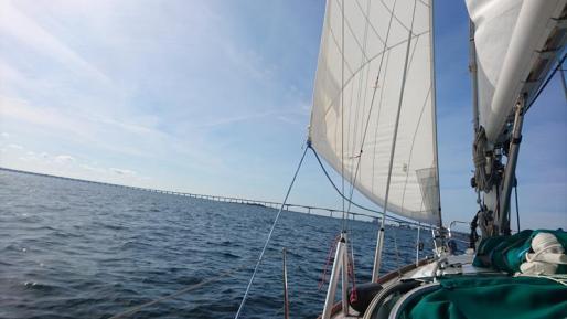 Am Morgen segeln bis Kalmar (1) (Copy)