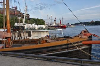 Bei den alten Schiffen (Copy)