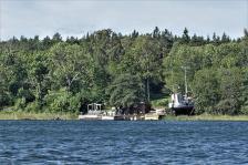 Ein altes Schiff als Ferienhaus (Copy)