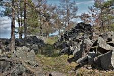 Steinbruch, Abfall (Copy)