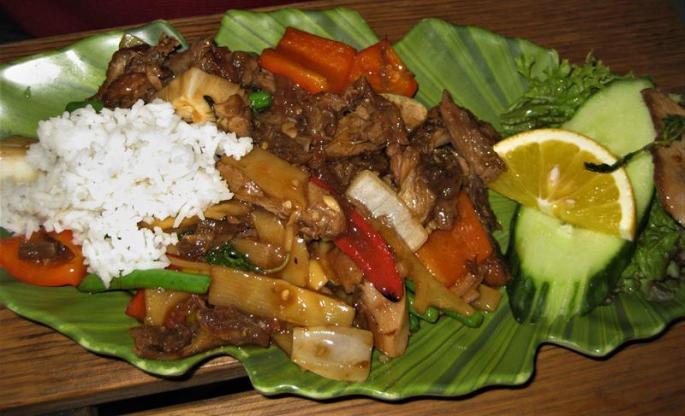 Thai-Koh Phangan,Stockh Ente (Copy)